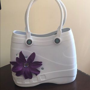 Other - Girls beach tote small optari sol tote